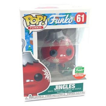 Funko POP! Vinyl Funko Shop Fantastik Plastik Holiday Jingles